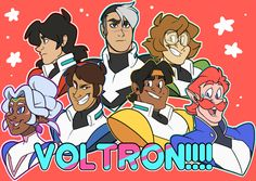 VOLTRON STTTIIICCKKKEERRRRSSSS~!!! (cuz I don't think I'm gonna have a print out by con whoops) LOOKIT BELOW FOR SHOP LINKS!!! KEITH LANCE SHIRO PIDGE HUNK ALLURA CORAN