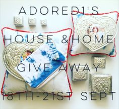 adored1_ig Give Away on Instagram Ends Monday 21st September 2015