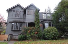 Breathtaking c.1922 Vancouver Home Destroyed by Developers (PHOTOS) | Pricey Pads
