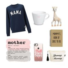 """""""Gifts For Mum"""" by mollys1995 on Polyvore featuring interior, interiors, interior design, home, home decor, interior decorating, Casetify and Keith Brymer Jones"""