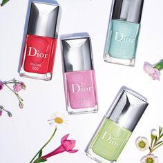 Spendi Bene Magazine - Dior Glowing Gardens Spring Makeup Collection 2016
