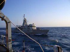 ΕΚΤΑΚΤΟ- Πολεμικό επεισόδιο μεταξύ της κανονιοφόρου «ΝΙΚΗΦΟΡΟΣ» και τουρκικού πλοίου στα Ίμια