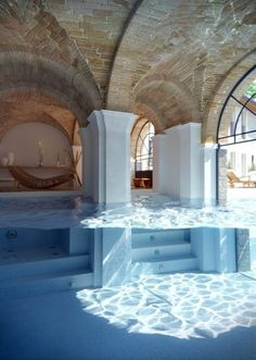 Inner of a Swimming Pool. | See more