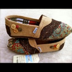 i'm not huge on toms...but these are cute