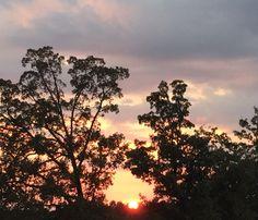 Serenity Sunset Arkansas