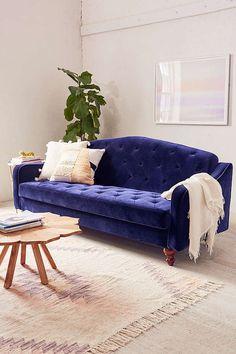 Slide View: 1: Adeline Storage Sleeper Sofa