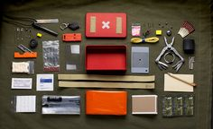 Camping Survival Kit - With June comes the long-awaited camping season, so make sure you treat yourself to the uber cool SOLKOA Camping Survival Kit to take on the wondro. Survival Tools, Camping Survival, Survival Knife, Survival Prepping, Emergency Planning, Survival Supplies, Survival Stuff, Homestead Survival, Mini Multi Tool