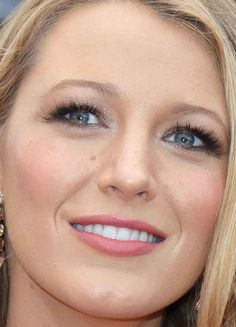 Close-up of Blake Lively at the 2016 Cannes premiere of 'Cafe Society'.