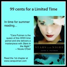 Stars in the Night by Cara Putman~~99 cents in eformats July 21-August 4, 2014!