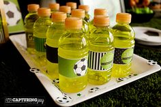 Soccer Birthday Party Feature:: Customer Parties