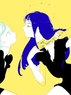 houseki no kuni | Tumblr