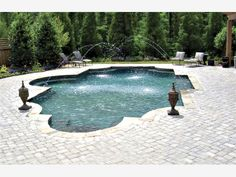 Double end roman pool double roman pool with in pool - Public swimming pools tri cities wa ...