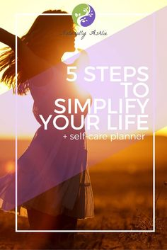 Want a live a more simplified and fulfilling life? Check out this blog post.