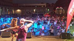 #AltaFit #Parquesur #Zumba #FiestasLeganes2014