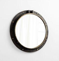 Barrel Mirror design by Cyan Design 300