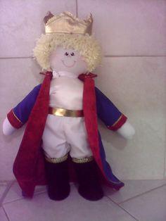 Boneco de Pano- O Pequeno Príncipe