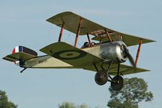 Sopwith Pup '9917' #plane #WW1
