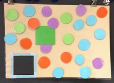 Pintando sonrisas de colores: Por cuatro esquinitas de nada....