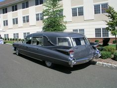 1959 Miller-Meteor Cadillac hearse..Re-pin brought to you by agents of #CarInsurance at #HouseofInsurance in Eugene97401