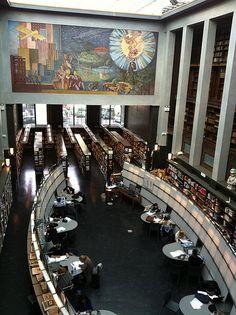 Oslo Deichmann Library (Deichmanske Bibliotek)