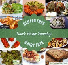 50 Gluten- and Dairy-Free Snacks