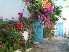 Been to Greece, but always something new, beautiful and enchanting to find when I go back to the motherland.