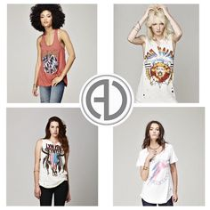 """Trunk  makes the most awesome graphic tees ! Get your favorite one today !  SEARCH Van Halen Shredded Back Muscle Tank Lynyrd Skynyrd Muscle Tank Twist Back Def Leppard Tank David Bowie Tee  USE PROMOCODE """"FREESHIP""""  SHOP: http://ift.tt/1rNgIir"""