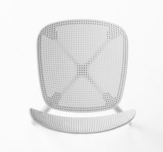 Details we like / Chair / Pattern / White / Top View / at Design Binge