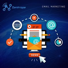 Email Marketing #zentrope #facebook #instagram #twitter #pinterest #youtube #yelp #googleplus #snapchat #wechat #email #emailmarketing #emaildesign