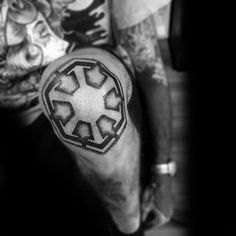 20 Sith Symbol Tattoo Designs For Men