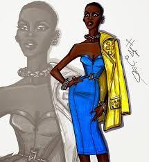 Resultado de imagen para ilustradores de moda famosos