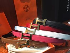 Hermes woman leather belt
