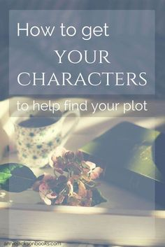 How to get your characters to help find your plot Writing Genres, Book Writing Tips, Writing Characters, Writing Words, Writing Process, Fiction Writing, Writing Resources, Writing Help, Writing Skills