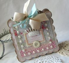 Blog about scrapbook card making and all things paper