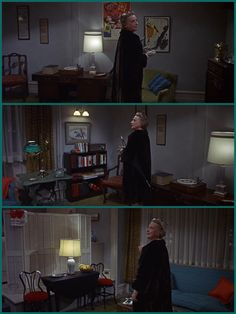 Corrie and Paul's apartment in Barefoot in the Park. Love it.