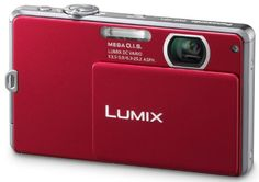 "Panasonic Lumix DMC-FP2 14.1 MP Digital Camera with 4x Optical Zoom and 2.7-Inch LCD (Red) by Panasonic. $299.00. Panasonic DMC-FP2 14.1MP 4x-Opt Zoom Digital Camera Capture special still photos and videos with this digital camera that features a 2.7"" TFT-LCD screen display for easy operation and a clear view. The optical image stabilizer ensures clear shots by reducing blurring caused by hand shake. Features 14.1-megapixel CCD Captures high-resolution images up t..."