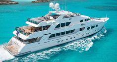 Lürssen: Family-Owned German Luxury Yacht Builders Since 1875 #Oceanco #opulentmonde #helicopter #yachtlife #cruising #life #summer #luxury