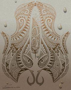Polynesian Tribal Eyes Drawing  - Polynesian Tribal Eyes Fine Art Print Polynesian Tribal, Hawaiian Tribal, Hawaiian Tattoo, Polynesian Designs, Polynesian Culture, Polynesian Tattoos, Tribal Drawings, Tribal Art, Black Tattoos