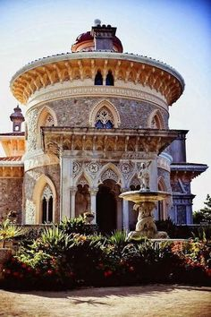 Monserrate, Sintra, Portugal There are 4 World Heritage sites in this town. portugal travel tips Sintra Portugal, Spain And Portugal, Beautiful Buildings, Beautiful Places, Places To Travel, Places To See, Vacation Places, Vacations, Places Around The World