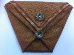 Japanese Folded Bag