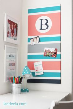So many fun projects for the teen girl bedroom in your house! And the best part is your teenager can do them all herself!