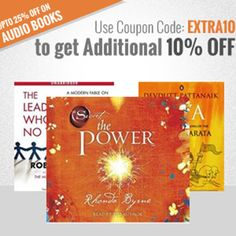 Infibeam Introduces special Diwali Offer: Get upto 25% Off on Audio Books