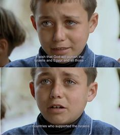 Palestinian kid- from documentary tears of Gaza