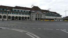 Thun Bahnhofplatz  #thun #bahnhof #bahnhofplatz #schweiz #switzerland Street View, Building, Switzerland, Buildings, Construction