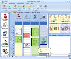 A comprehensive solution, the program allows creating the database and events planned. It is absolutely essential for coaches, fitness instructors, aerobics instructors, group exercise instructors, fitness coordinators, scuba diving instructors, trainers and team leaders, as it provides them with a tool to organize the business and to manage it effectively. It's perfect for coaches, instructors and trainers to plan working hours so that the practice or lessons do not overlap with someone…