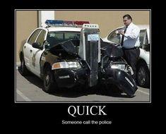 Humor Posters Car Humor Funny Joke Phone Police Demotivation Poster
