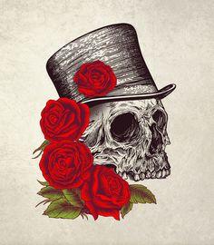 Dead Gentleman - By Rachel Caldwell @Fernando Berlanda Berlanda Birche