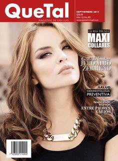 ¡Ya está a la venta nuestra nueva revista Septiembre 2014!  ¡No te la puedes perder!  Búscala en puestos de revistas, Panaderías La Superior, HEB, Sanborns y Oxxos.  En portada Vero Alonso