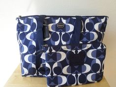 Coach Dream C Weekender Packable Tote Silver/Navy NWT GORGEOUS 100% AUTHENTIC #NWTCoachDreamCWeekenderPackableToteSilverN #NWTCoachDreamCWeekenderPackableToteSilverN