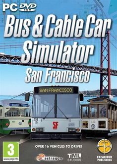 Bus & Cable Car Simulator | Bus Sim Games for PC | Excalibur
